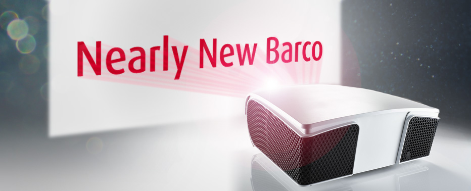 Barco Nearly New